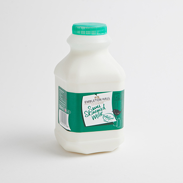 Dairy Products - Semi-skimmed milk