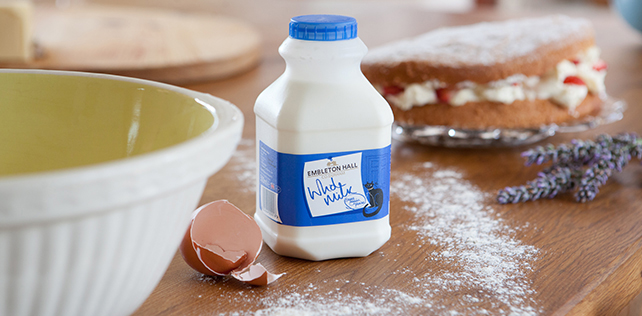 Dairy Products - Recipes