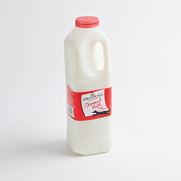 Dairy Products - Skimmed Milk