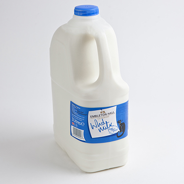 Dairy Products - Whole milk