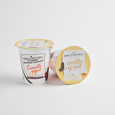 Dairy Products - Flavoured Natural Yoghurt - Vanilla
