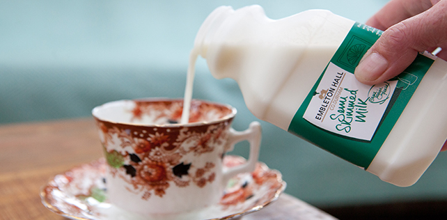 Services for Hotels - Milk Supplier - Wholesale milk
