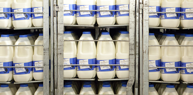 Services for Retailers - Wholesale Milk